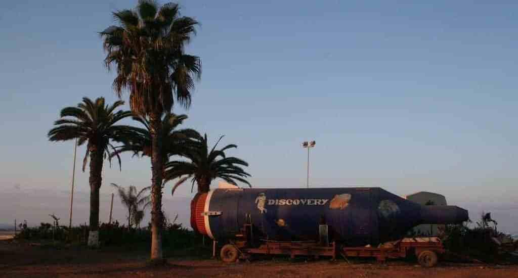 Temara Plage Camping, Morocco (2011-10)