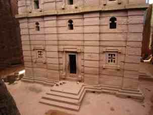Lalibela rock-hewn churches pics: Eastern group