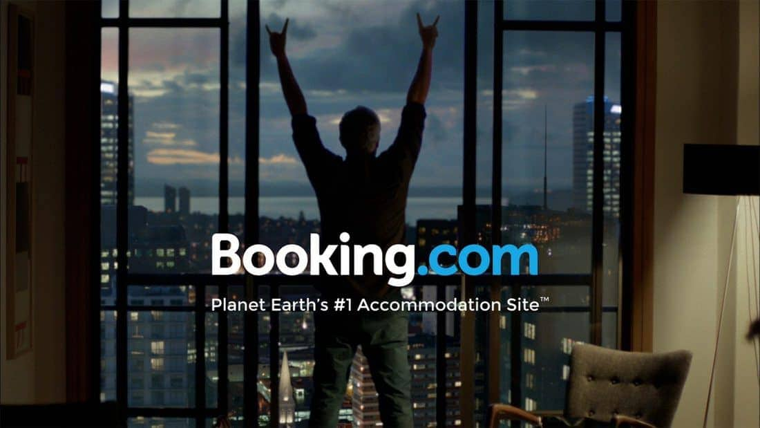 Booking.com visual