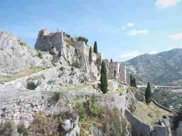 The Meereen view of Klis Fortress near Split, Croatia (2016-09-15)