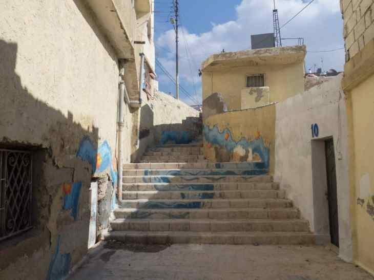 The steep hils of Amman, Jordan (2016-12-19)