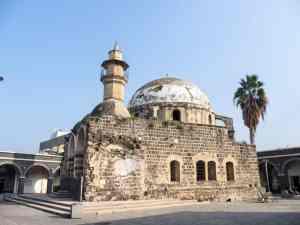 Old Mosque, Tiberias, Sea of Galilee, Israel (2017-01-19)