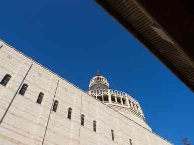 Basilica of the Annunciation, Nazareth, Israel (2017-02-03)