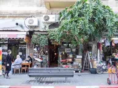 Flea market, Jaffa, Israel (2017-02)