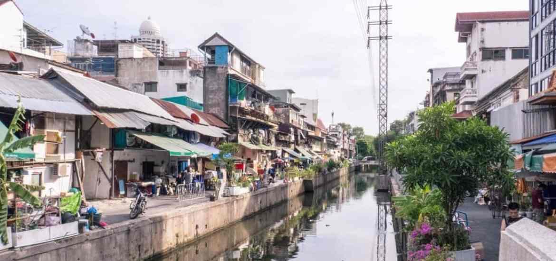 Life along the Bangkok channels, Thailand (2017-03)