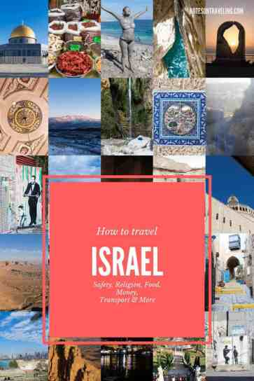 Learn all you need to know to start planning your visit to Israel and Palestine. This post answers questions about safety, public transport, food, and more.