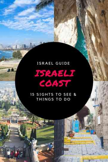 If you have only a few days in Israel, make them a trip along the Israeli coast with its natural sites, ancient culture, and good old modern entertainment.