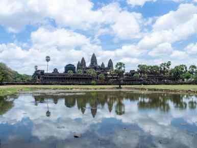 That sunrise view of Angkor Wat, Siem Reap, Cambodia (2017-04-08)