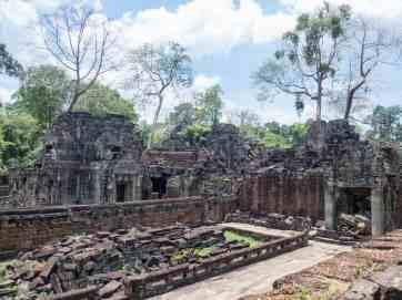 Preah Khan temple, Angkor Big Circuit, Siem Reap, Cambodia (2017-04-10)