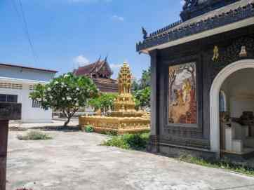 Wat Kandal temple, Battambang, Cambodia (2017-04-23)