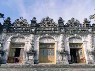 Khai Dinh Tomb, Hue, Vietnam (2017-06)