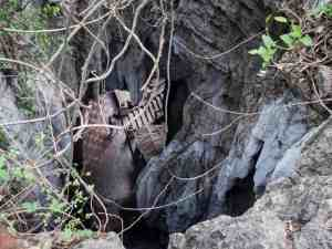 Killing Caves in Phnom Sampov, Battambang, Cambodia (2017-04)