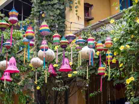 Lanterns in Hoi An Old Town, Vietnam (2017-05/06)