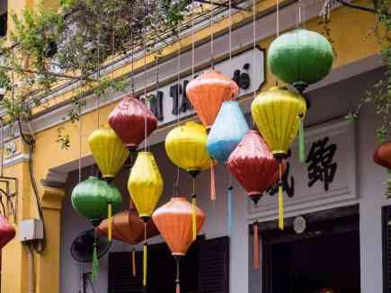 Lanterns in Hoi An Old Town, Vietnam (2017-05/06)