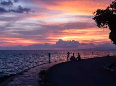 Sunset in Kep, Cambodia (2017-04-29)