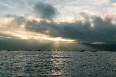 Inle Lake boat tour: Sunrise, Myanmar (2017-10)