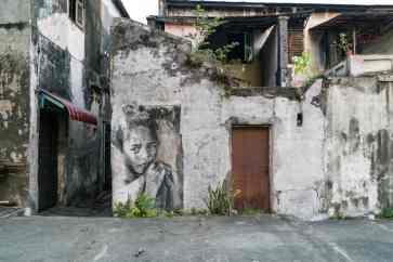 Penang Street Art, George Town, Malaysia - 20171221-DSC03071