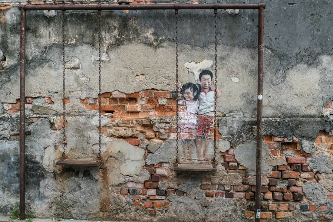 Free Penang Art - Street Art & Much More (Malaysia Guides)
