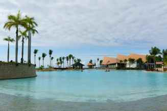 Lagoon Pool at The Empire Hotel & Country Club, Jerudong, Brunei-Darussalam