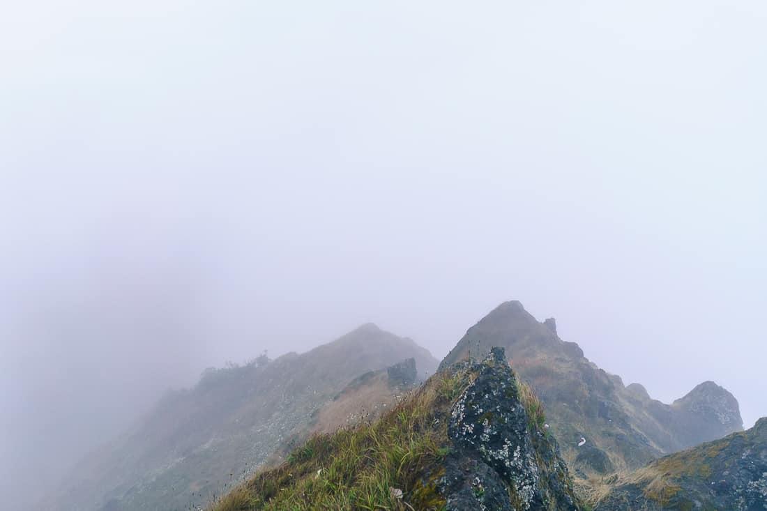 Mt. Ramelau summit, East Timor