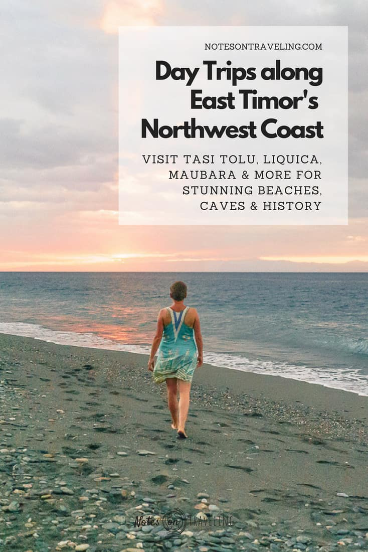 Stuck in Dili? Thanks to solid minibus coverage, Tasi Tolu, Liquica, and Maubara lend themselves to day trips from East Timor's capital And further West there's even more: uncrowded beaches, caves, colonial history.  #timorleste #backpacking #offthebeatenpath #southeastasia