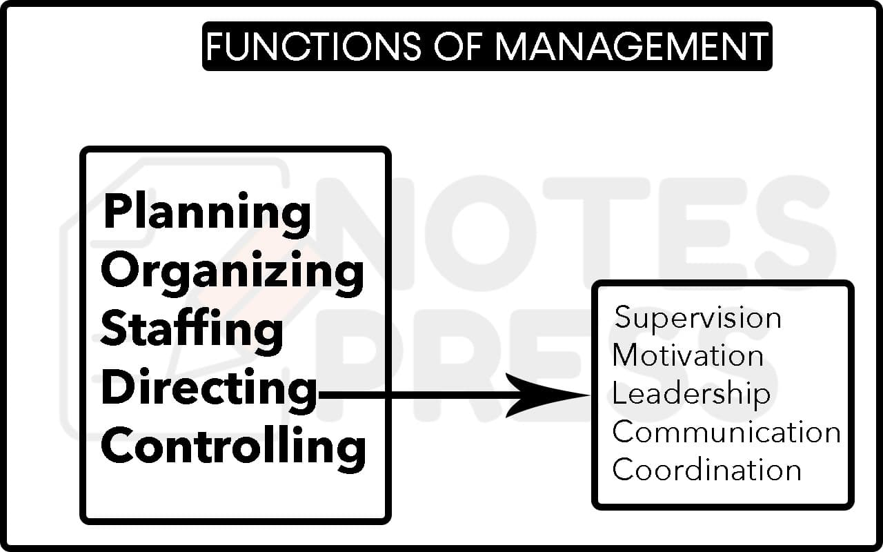 5 Process and Functions of Management