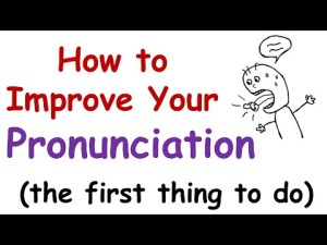 How you can Improve your English Pronunciation