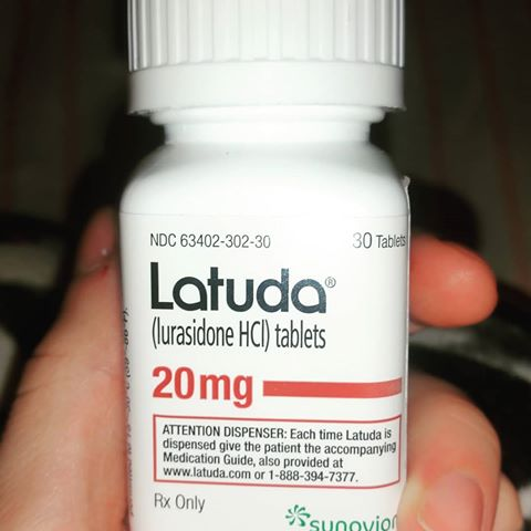 What Is Latuda (Lurasidone);What Is It And How To Use IT ...