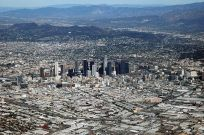Los Angeles from the air