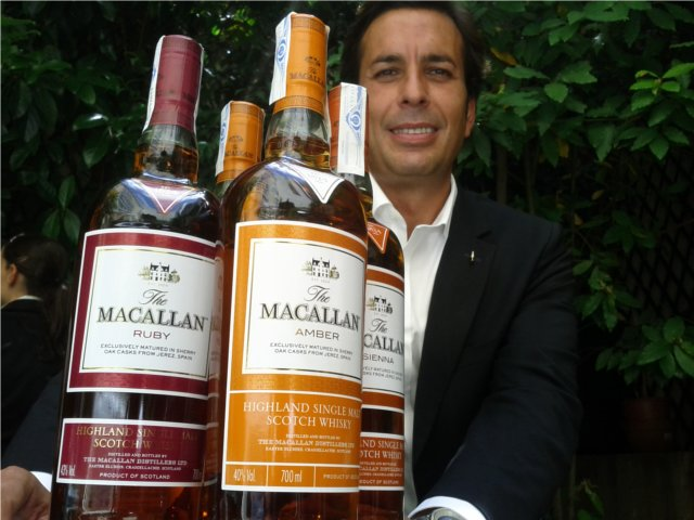 José Joaquín Cortés y The Macallan