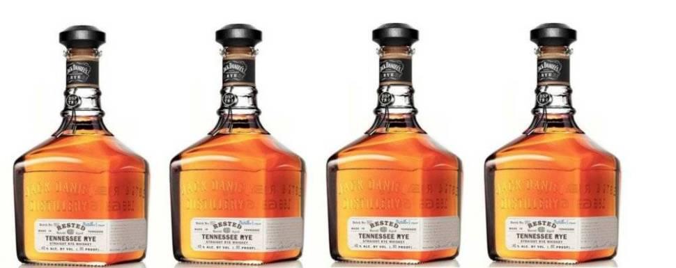 El primer whiskey de centeno envejecido en barrica de la destilería Jack Daniel's