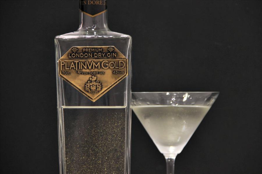 Platinvm gold gin