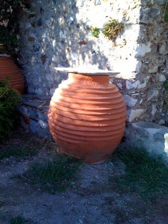 Large Urn in Monemvassia