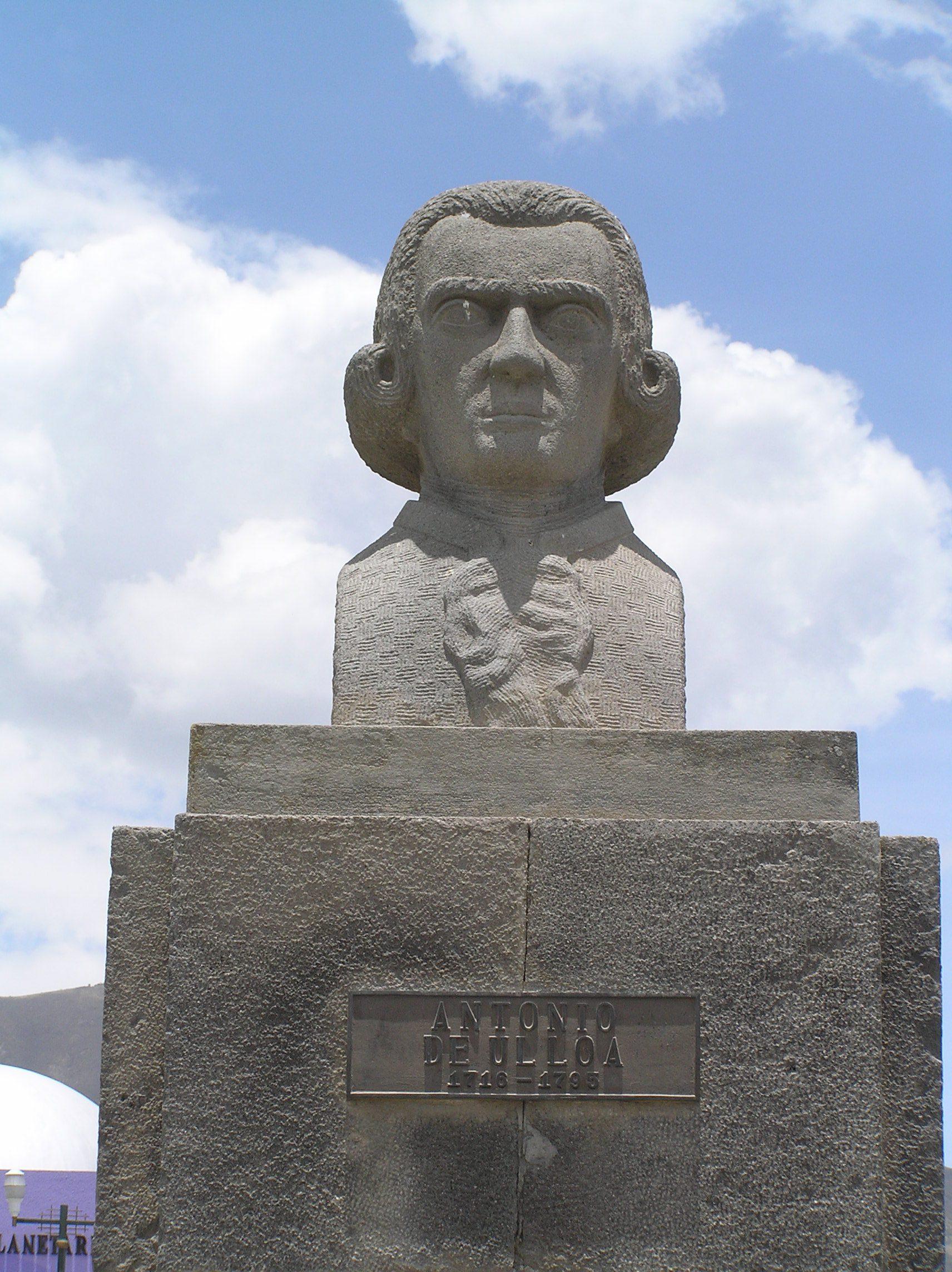 Antonio De Ulloa's Relación Histórica Del Viage A La