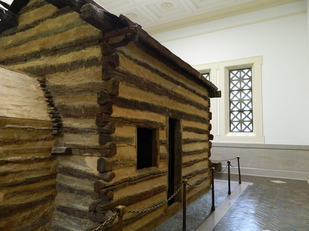 The Curious History of Lincolns Birth Cabin  Not Even Past