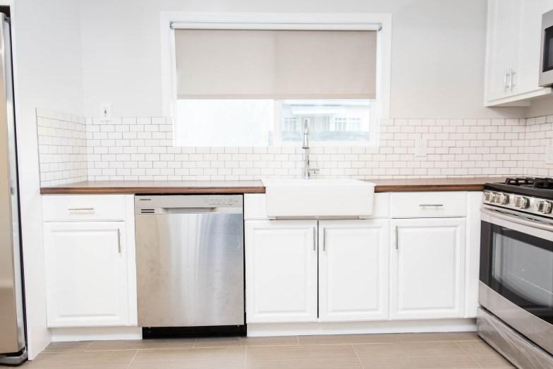 Kitchen Sink & Dishwasher