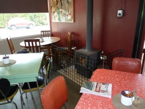 Rhubarb Cafe