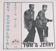tom_jerry-hey_schoolgirl_s Rock and Roll Hall of Fame in Cleveland, Ohio