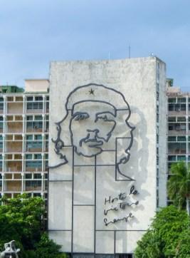 Revolution Square - Hasta La Victoria Siempre - Cuba