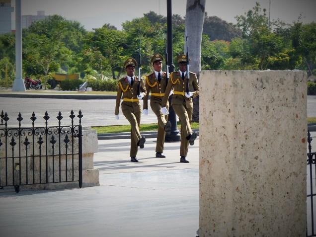 Cuban life - military service