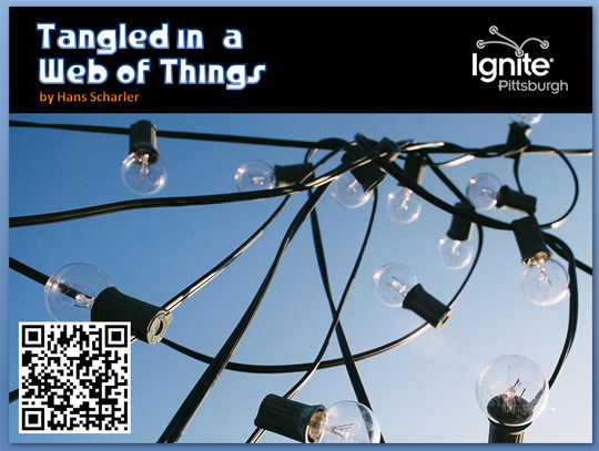 Web of Things Ignite Talk