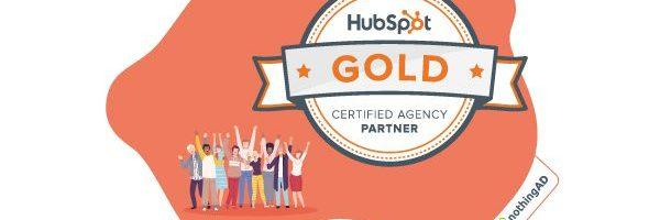 nothingAD, Agencia Certificada HubSpot Gold Partner