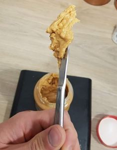 peanut butter 15 grams