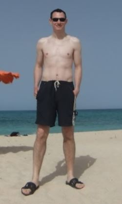 rob before touching a weight