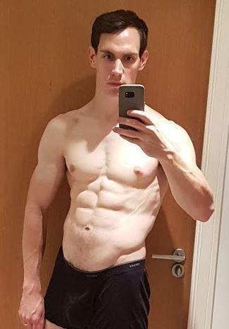 rob after fat loss and lifting weights