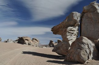 Bolivia Rock Formation