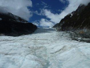 The Fox Glacier