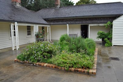 Waitangi Treaty House museum