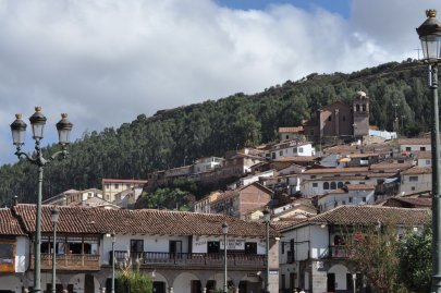 Hillside around the Plaza de Armas