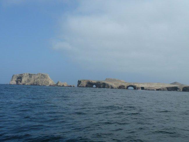 Islas Ballestas national park